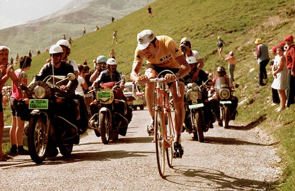 Poster 767 Eddy Merckx 1975 Tour de France