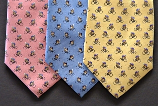 Cyclist Neckties