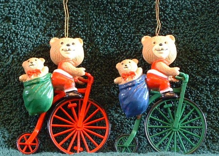 Bears on High Wheels